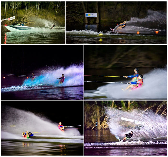 Night Skiing - http://michellehutchinsonphotography.com.au